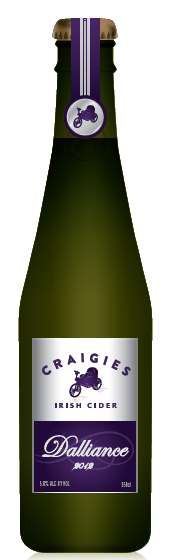 Craigies Cider At No. 35 Kenmare Restaurant