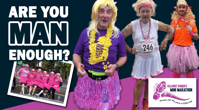 Killarney Women's Mini Marathon - Are You Man Enough?