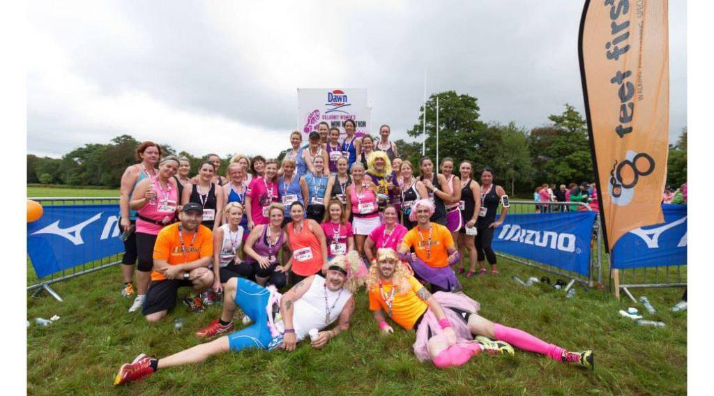Killarney Women's Mini Marathon