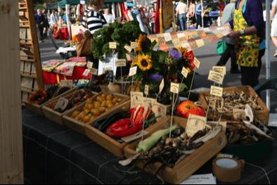 Food Markets at A Taste of West Cork Food Festival