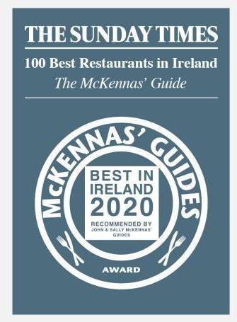 sunday times top 100 restaurants '20